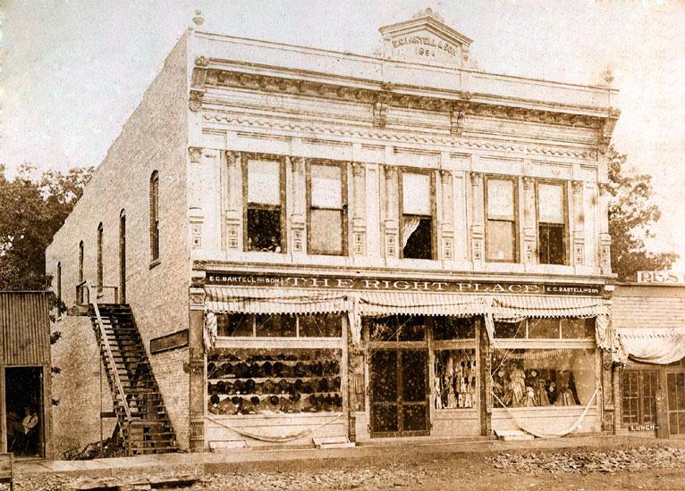 Siloam Springs: Store