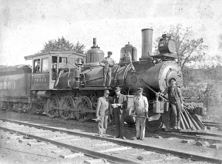 Fort Smith: Locomotive
