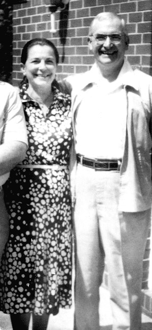 Virginia and Jim Johnson