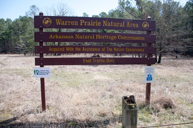 Warren Prairie Natural Area