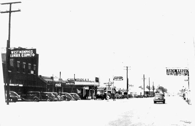 West Memphis, 1930