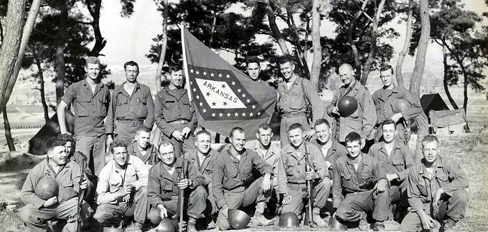 Arkansans in the Korean War