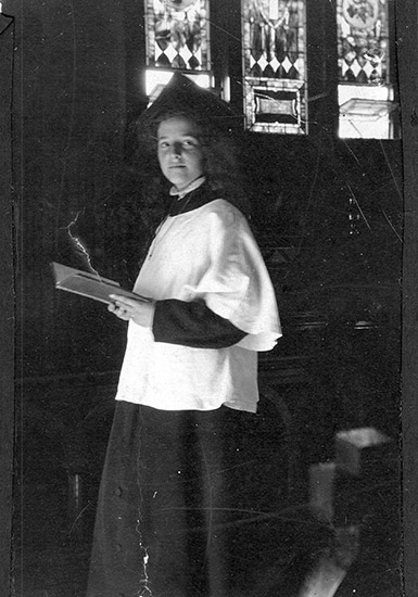 Young Dorothy Shaver