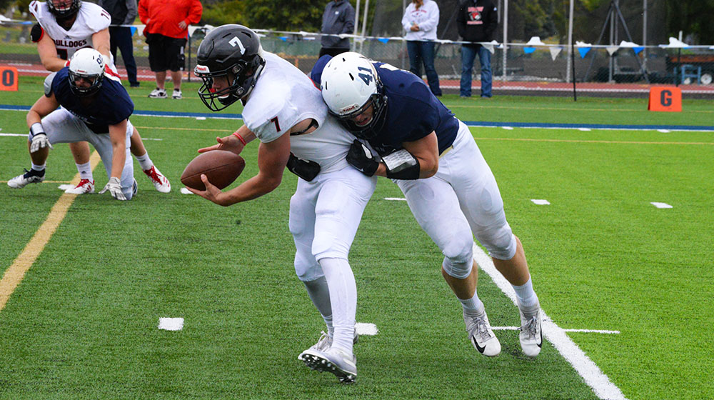 Game Notes Rv Eou Football Visits Msun In Havre