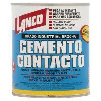 Cemento de contacto 1/4 gal