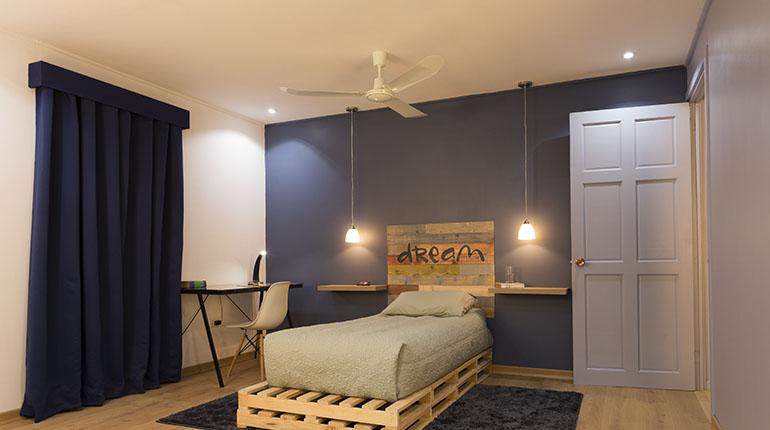 El cuarto soñado debe ser un espacio de relajación y tranquilidad | Ferretería EPA