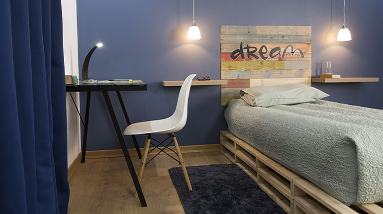 Haga de su habitación un lugar agradable | Ferretería EPA