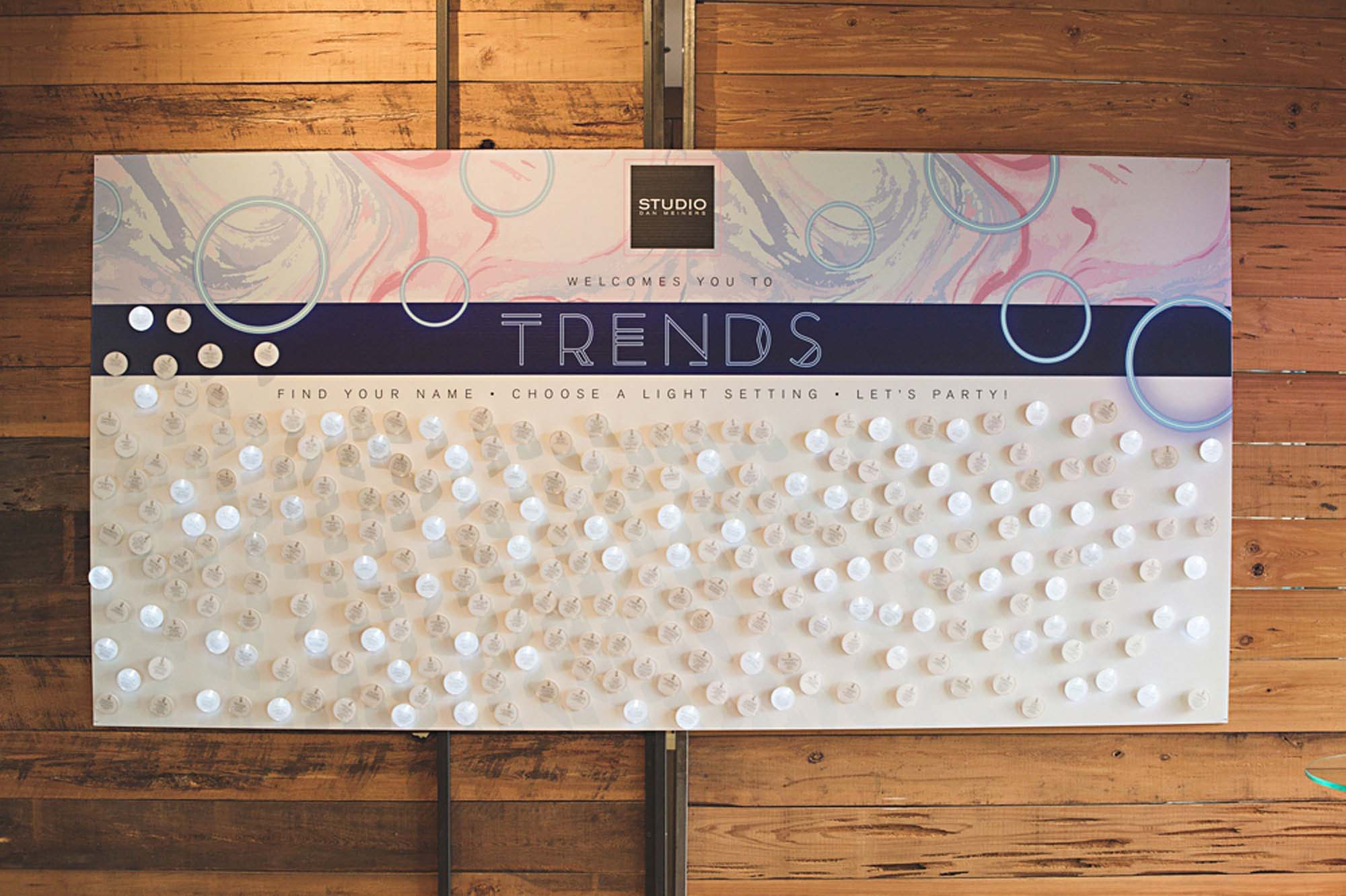 KC Wedding and event trends 2016 at studio dan meiners
