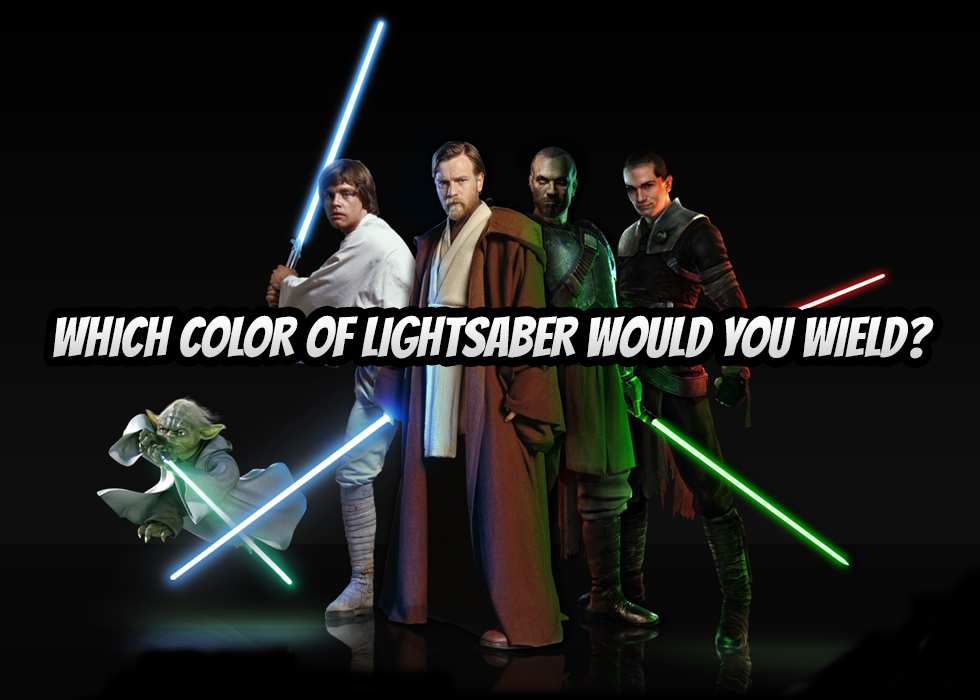 which color of lightsaber would you wield