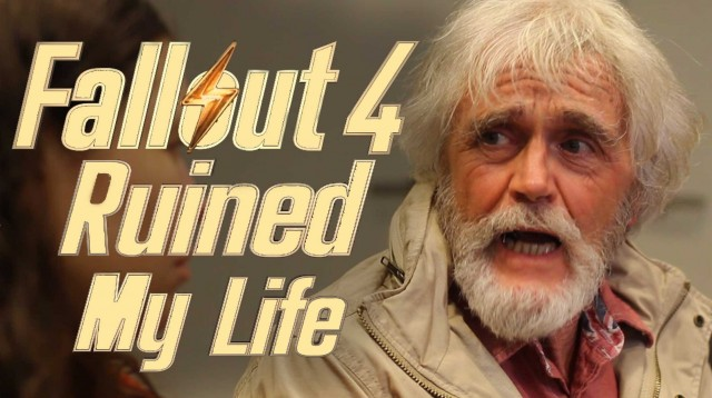 Fallout 4 trailer parody claims that fallout 4 ruined my life