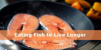 eat fish live longer