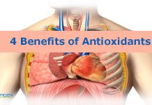 Benefits of antioxidants