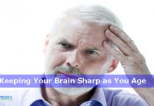 Keeping your brain sharp