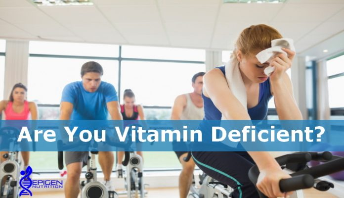 Is Your Body Vitamin Deficient?
