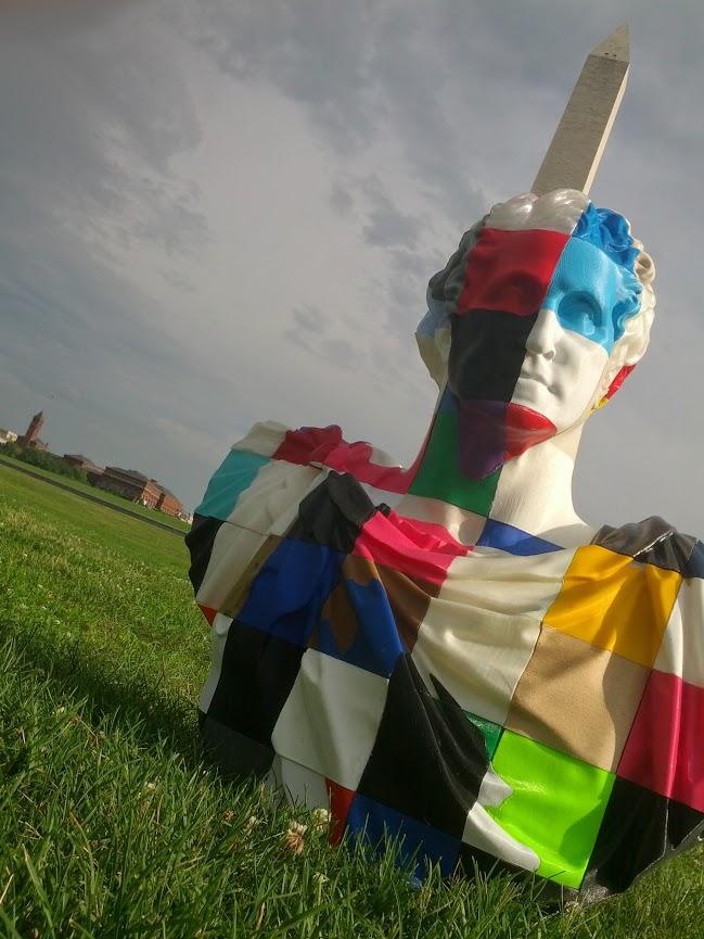George dc monument