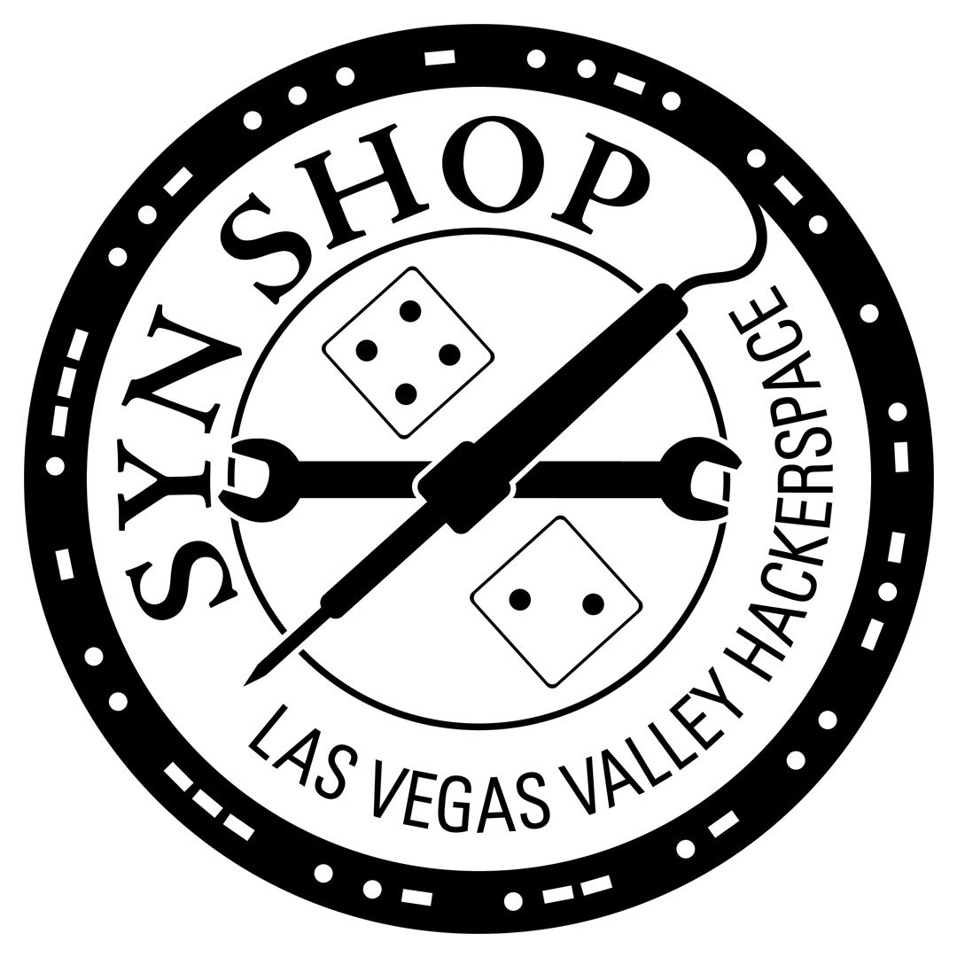 SYN Shop Hackerspace (38 Parts)
