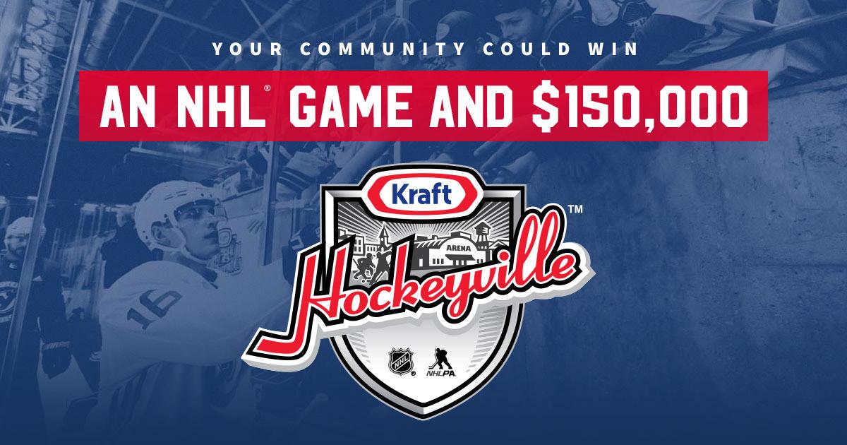 Kraft Hockeyville™ USA 2019