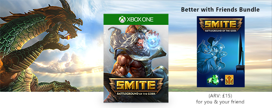 Play god and get rewarded in SMITE
