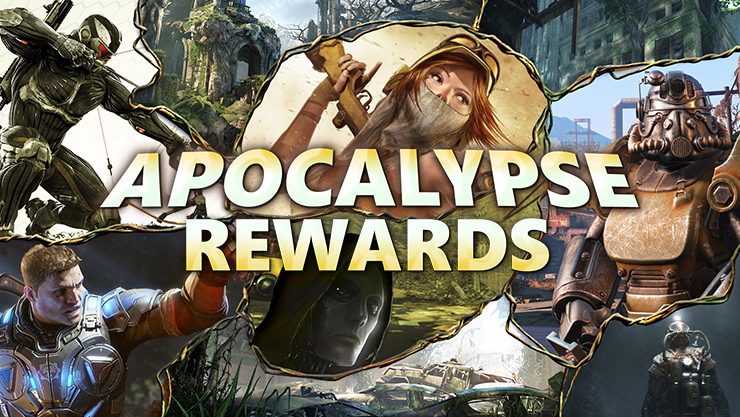 Rewards are out there