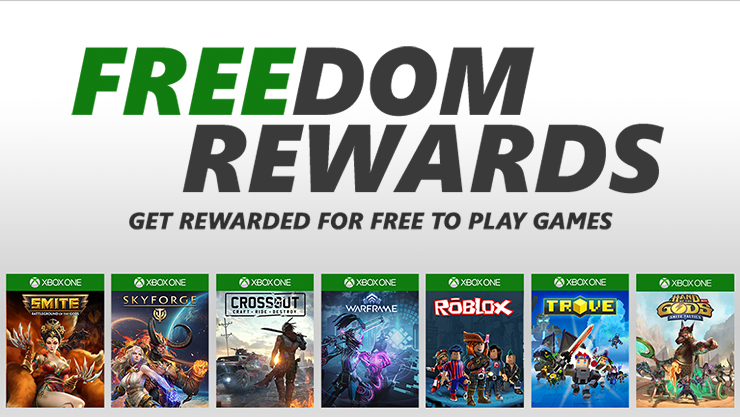 FREEdom Rewards