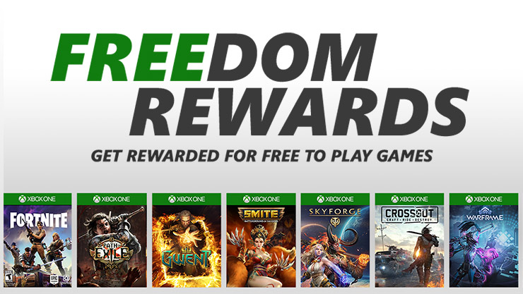 FREEdom Rewards