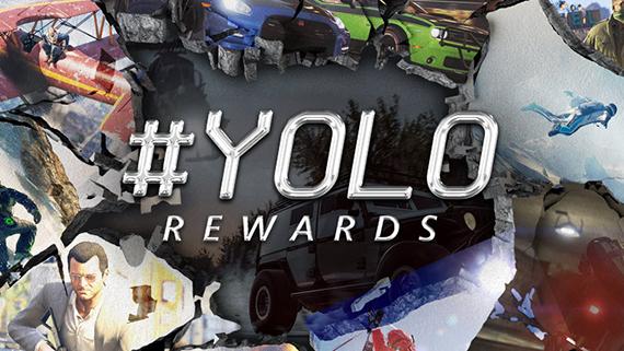 #YOLO Rewards