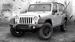 Grand Prize: 2012 Call of Duty: Modern Warfare 3 Limited Edition Jeep Wrangler (ARV: £38,400)