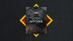 The World of The Witcher Book (ARV: £31.99)