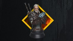 Geralt Playing GWENT Bust(ARV: £103.99)