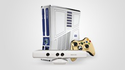 Limited Edition Kinect Star Wars Bundle (ARV: £360)