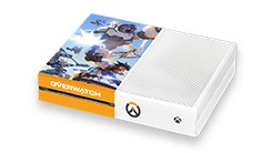 Overwatch Custom Xbox One Console (ARV: £279.20)
