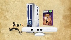 10 Limited Edition Kinect Star Wars Bundles (ARV: £359.99)