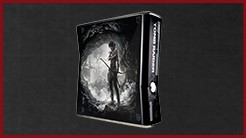 Xbox 360 Tomb Raider Limited Edition Console (ARV: £1,200)