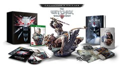 UK ONLY: The Witcher 3: Wild Hunt Collector's Edition(ARV: £100)