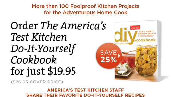 The americas test kitchen do it yourself cookbook order the americas test kitchen diy cookbook for just 1995a 25 savings off solutioingenieria Choice Image