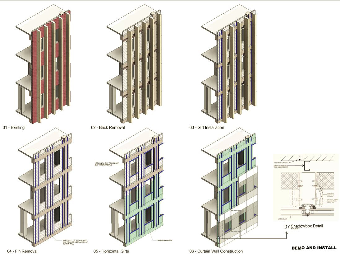 Edward-Hines-Building-200-Façade-Replac