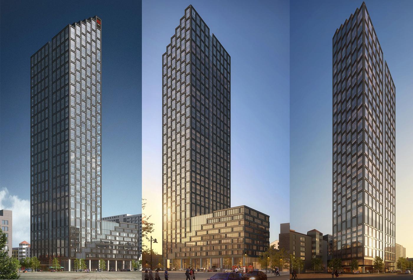 Epstein Serves as AOR for Warsaw Skyscraper   Epstein