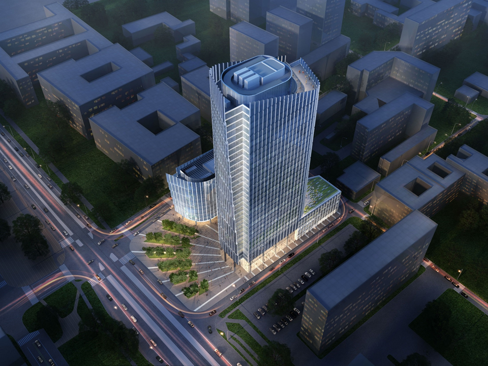 Mennica-Tower-Warsaw-Poland-Aerial-Eleva