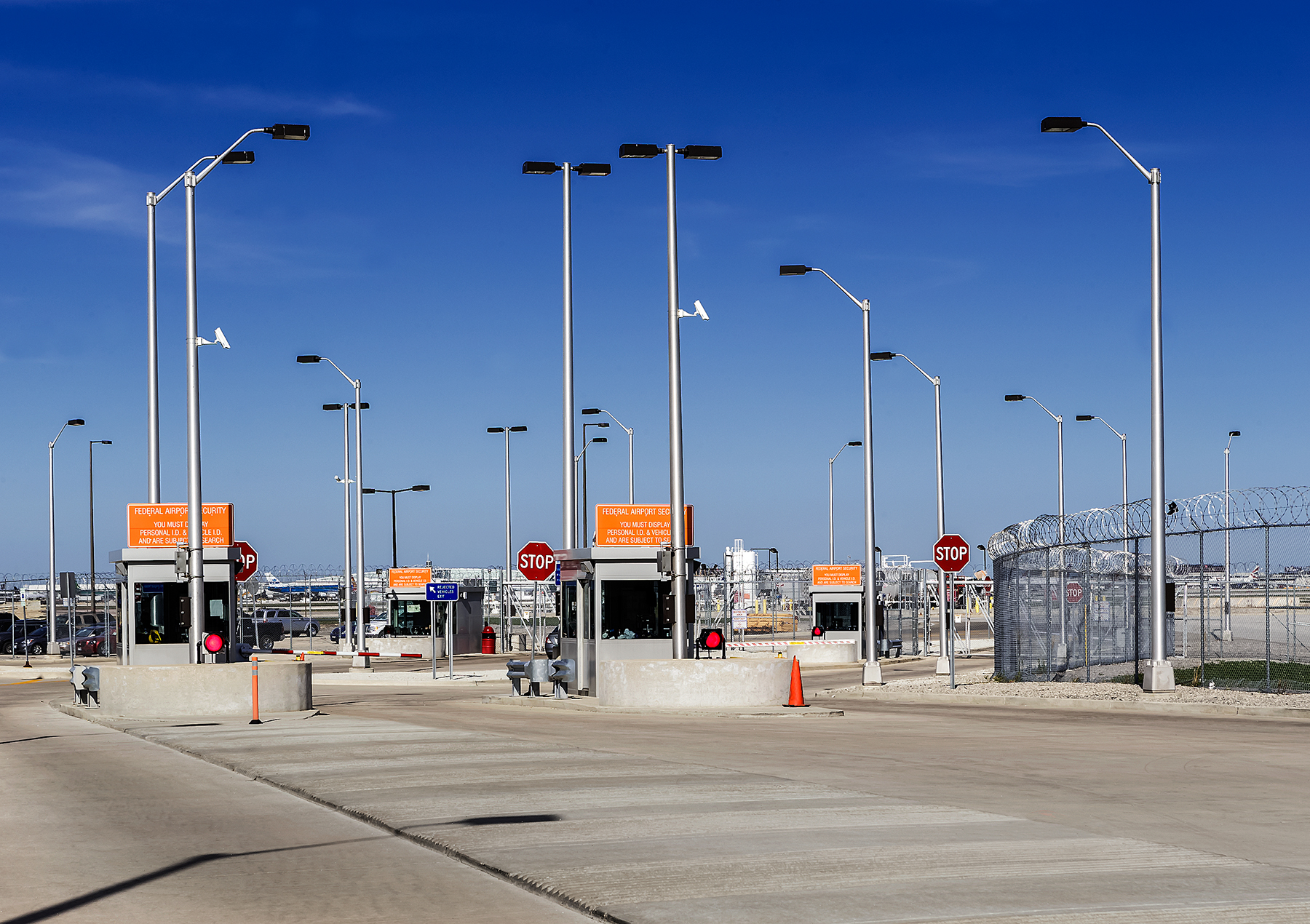 O'Hare International Airport, Post Office Road | Epstein