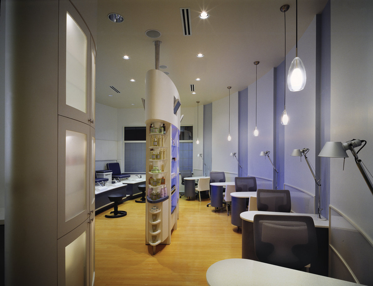 Manicure & Pedicure Stations