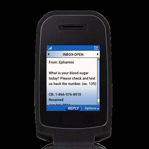 EpxDiabetes simulation.