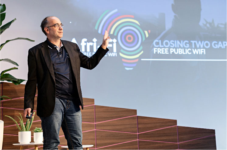 Afri-Fi: Free Public WiFi