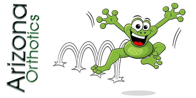 Free Walk test - Free hop skip and jump test