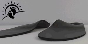full length custom foot orthotic