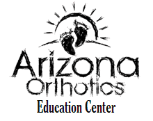Arizona Orthotics Education Center Logo