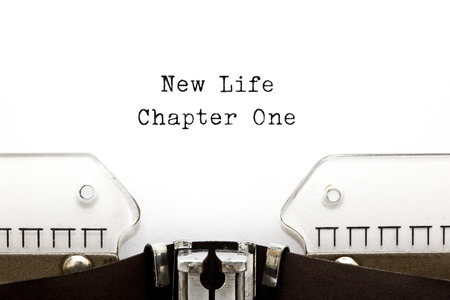 Typewriter - New Life Chapter One