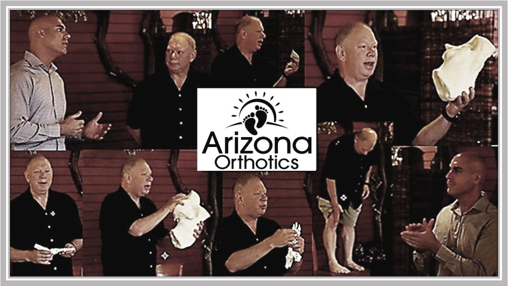 June 26, 2013 Arizona Orthotics Special Event - Ed Glaser DPM