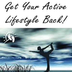 get your active lifestyle back picture