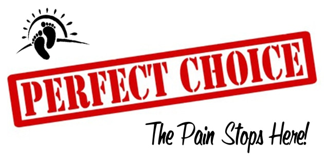 perfect choice custom foot orthotic