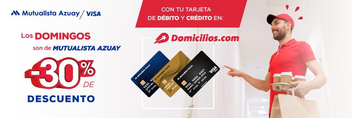 Promoción Domicilios.com